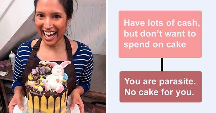 'I'm Sick Of Influencers': Pro Baker Comes Up With A Genius Way Of Dealing With Influencers