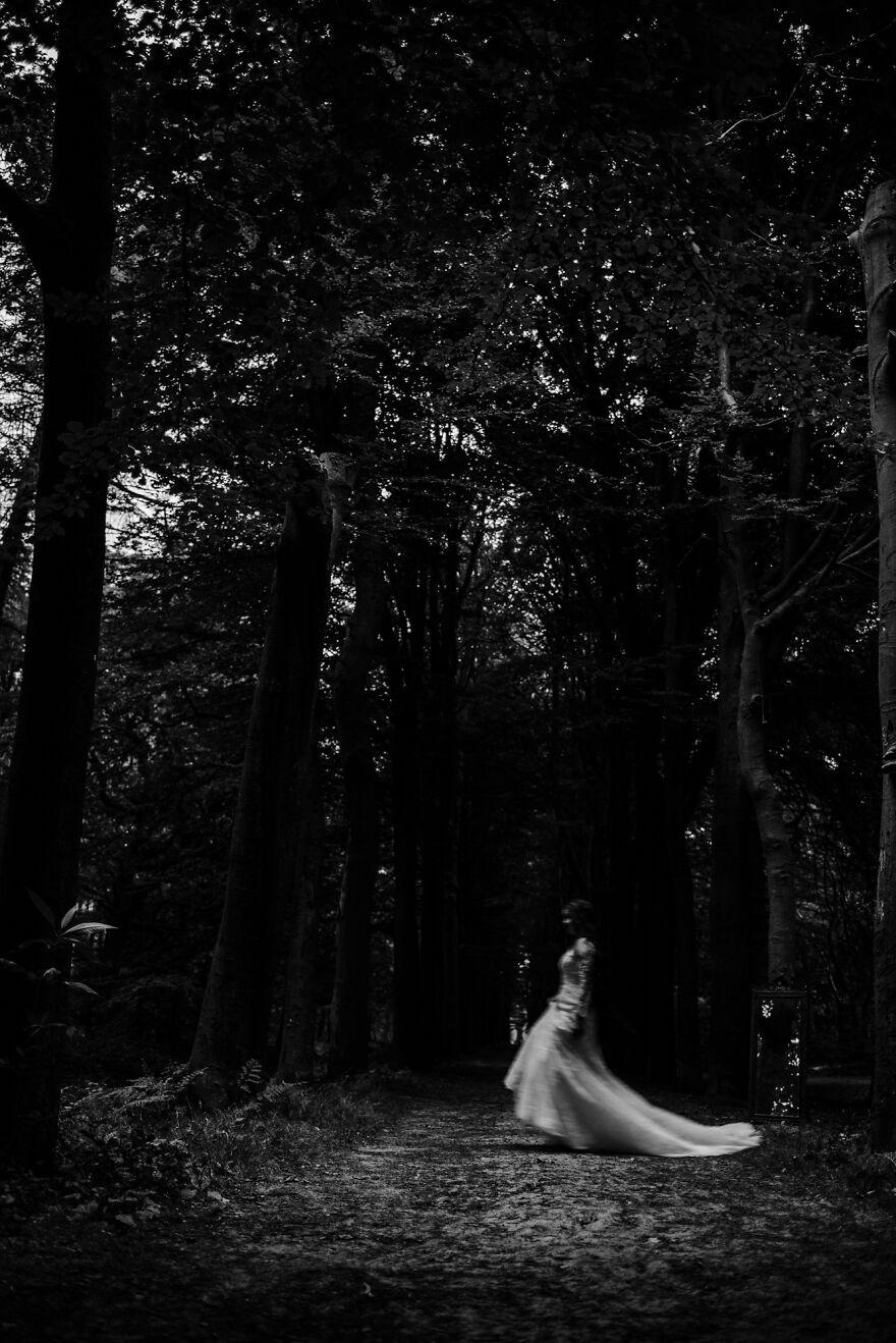 The Walking Dead Bride