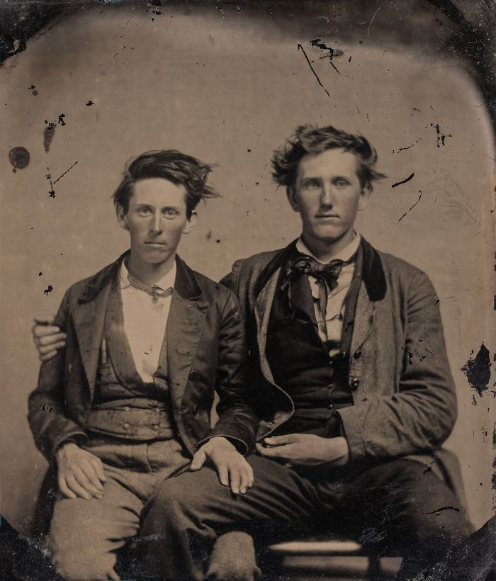 A Photographic History Of Men In Love 1850s–1950s