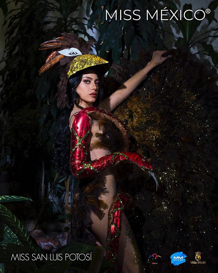 Miss San Luis Potosí, Daniela Sánchez Acosta