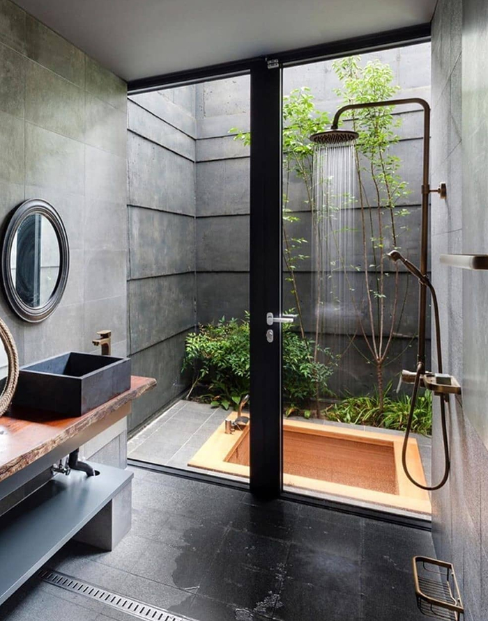 Beautiful Bathroom Design!