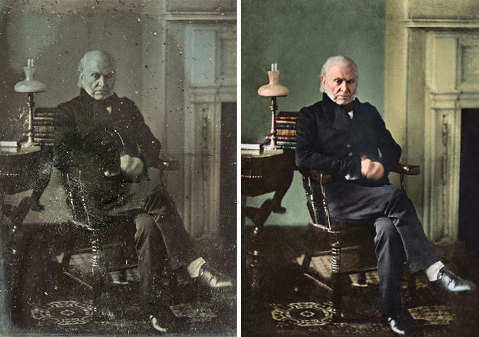 John Quincy Adams, 6th President 1825-1829