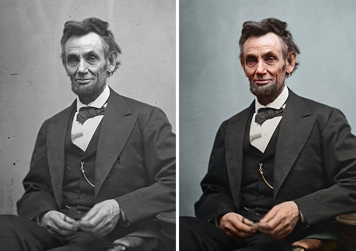 Abraham Lincoln, 16th President 1861-1865