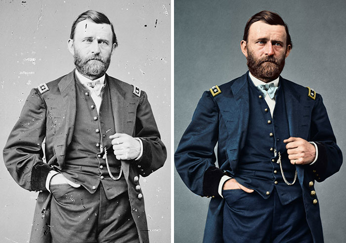 Ulysses S. Grant, 18th President 1869-1877