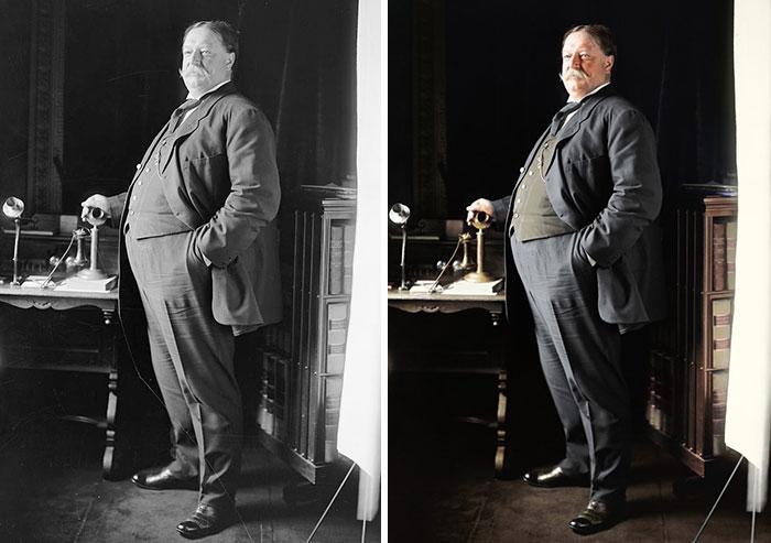 William Howard Taft, 27th President 1909-1913