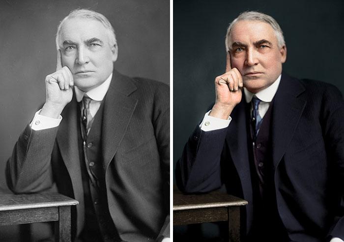 Warren G. Harding, 29th President 1921-1923