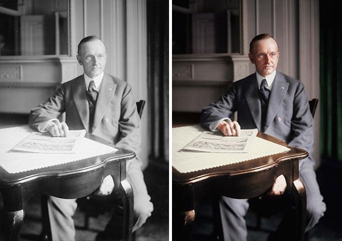 Calvin Coolidge, 30th President 1923-1929