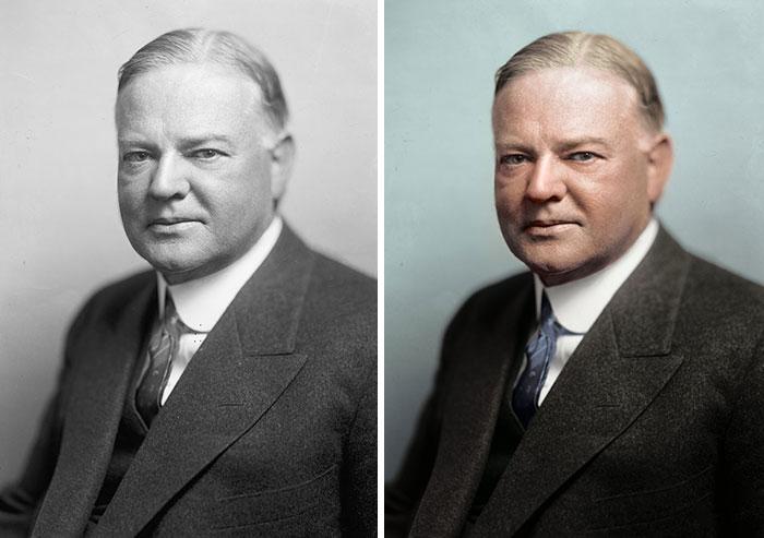 Herbert Hoover, 31st President 1929-1933