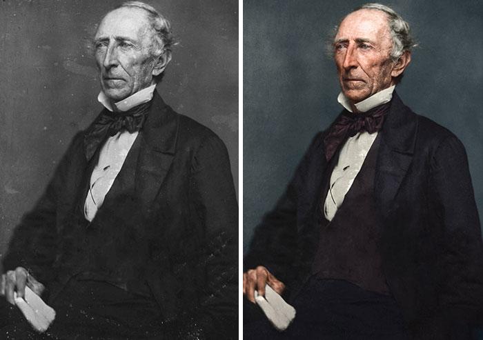 John Tyler, 10th President 1841-1845