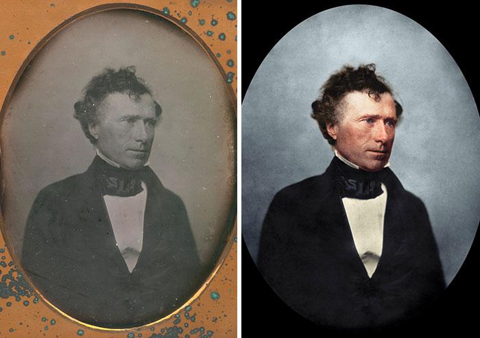 Franklin Pierce, 14th President 1853-1857