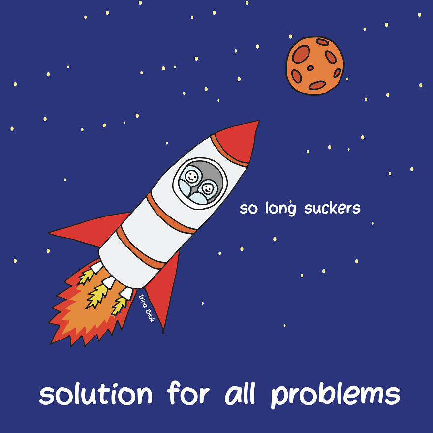 Solution For All Problems