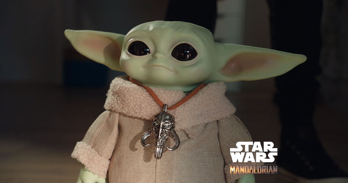 Mattel Launches Remote-Controlled And Auto-Follow Baby Yoda Toy And It Retails For $70