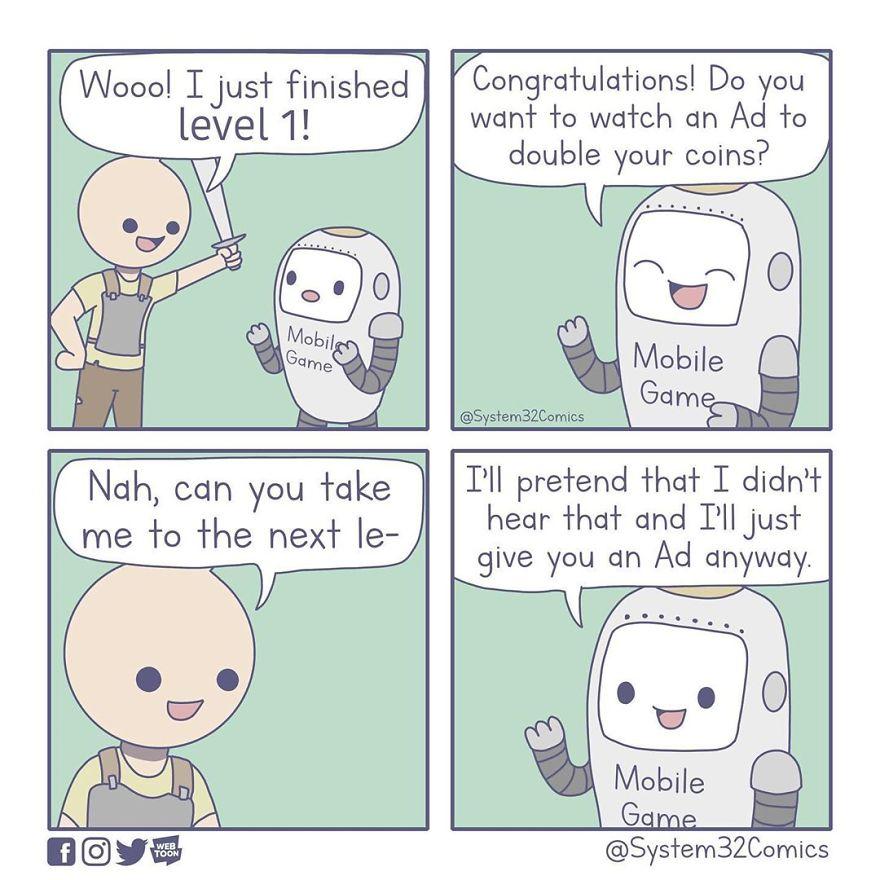 Technology Comics