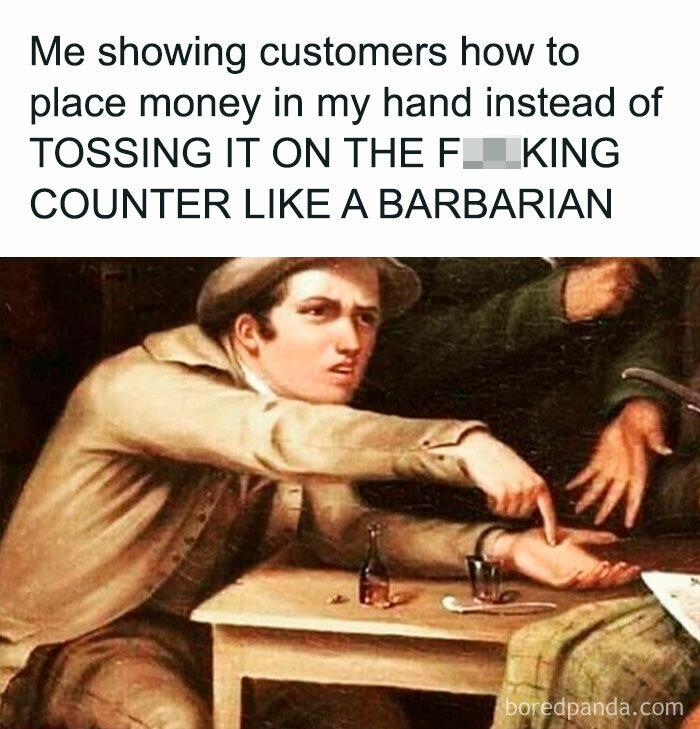 It's Called Etiquette