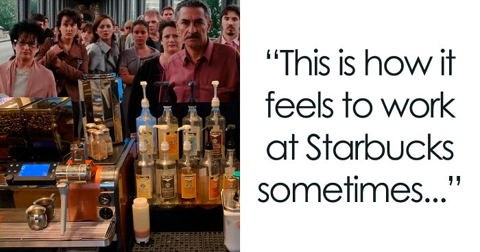 Starbucks Baristas Share Things They're Just So Tired Of (85 Posts)