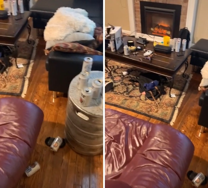 Girlfriends Share What Their Residence Appears Like In contrast To Their Boyfriend's And It is A Nightmare