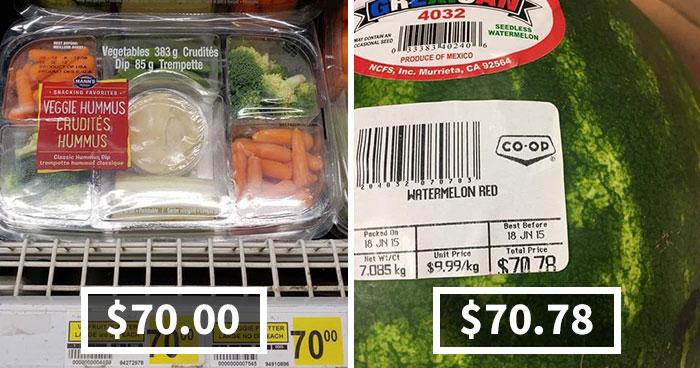 Esta mujer comparte el precio de la fruta y verdura en su zona después de que los veganos intentaran hacerla sentir culpable