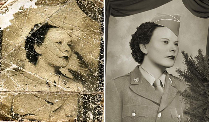I Use My Photoshop Skills To Restore Vintage Photographs (23 New Pics)