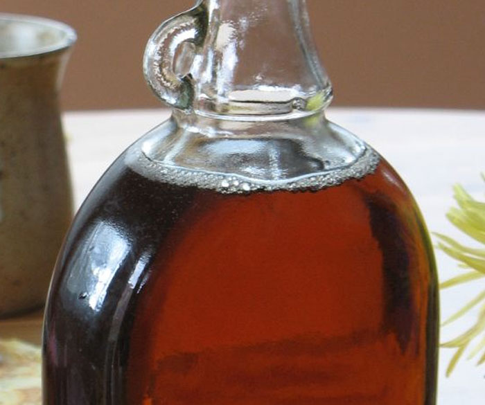 Freeze Maple Syrup For Forever
