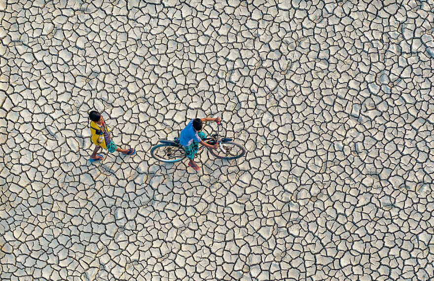 Finalist 'A Thirsty Earth' By Abdul Momin