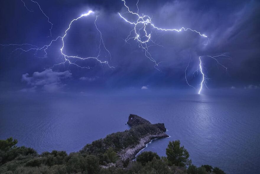 Finalist 'Sa Foradada Storm' By Marc Marco Ripoll