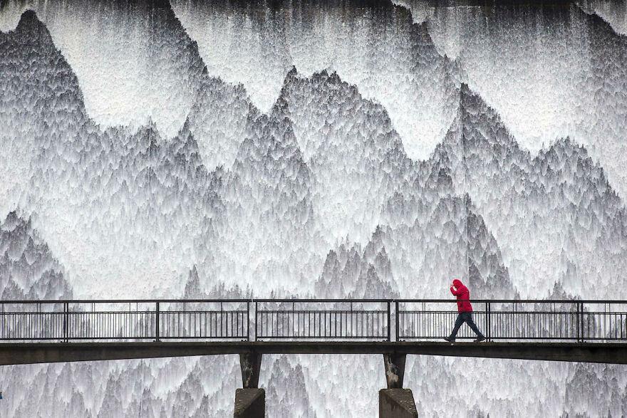Finalist 'Dam Wet' By Andrew Mccaren