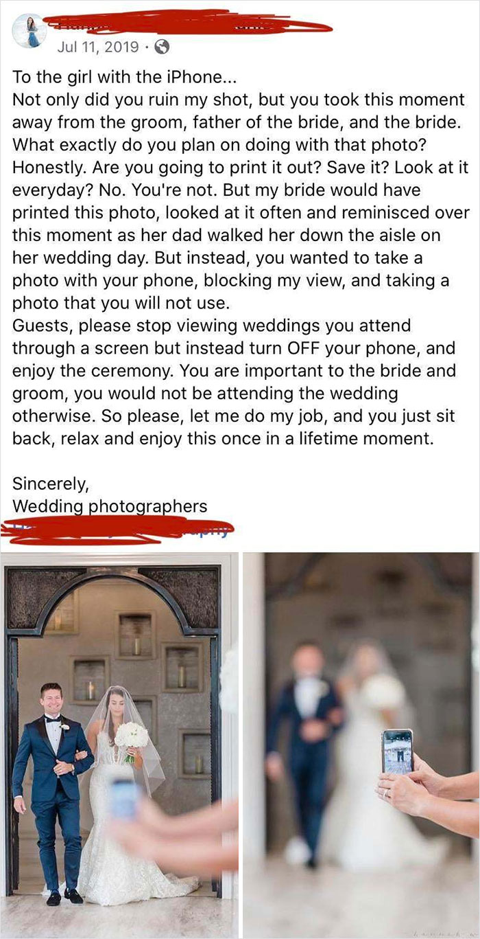 8 Weddings That Got Shamed By This Online Group  Bored Panda
