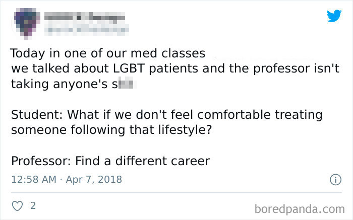 Find A Different Career.
