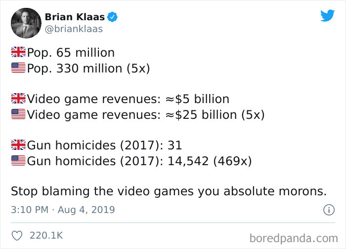 Murdered By Numbers?
