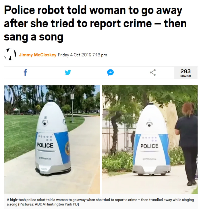 Fighting Crimes With The Power Of Song
