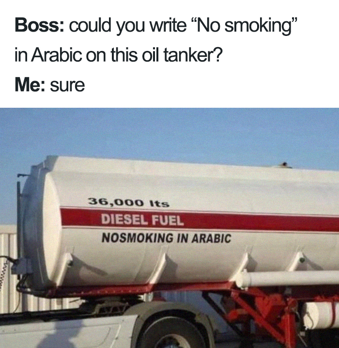 Don't Worry Boss, I Wrote