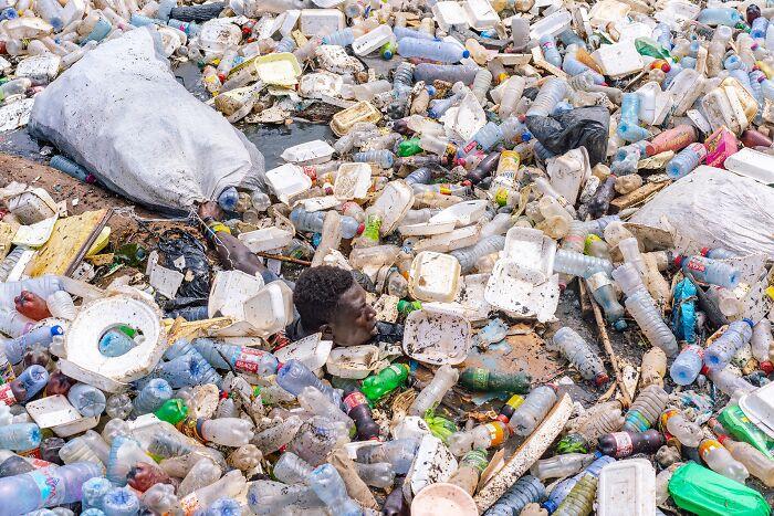 Crisis de plástico (1º en Prensa y Medio ambiente)