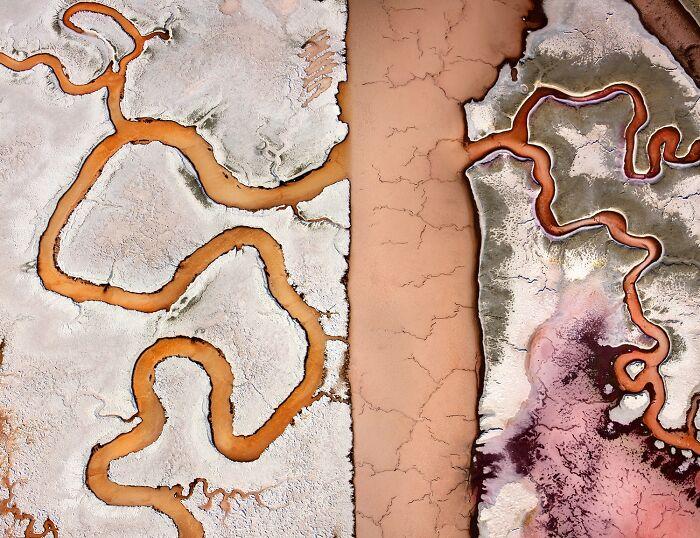 Mundo dañado en transición (1º en Foto aérea y con drones)