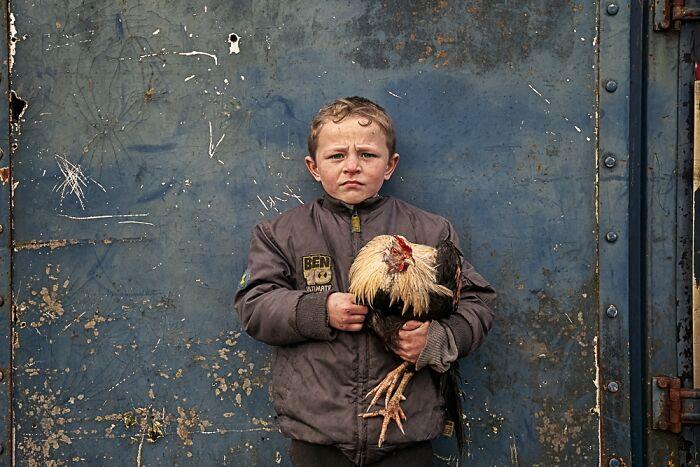 Niños viajeros irlandeses (1º en Gente y estilo de vida)