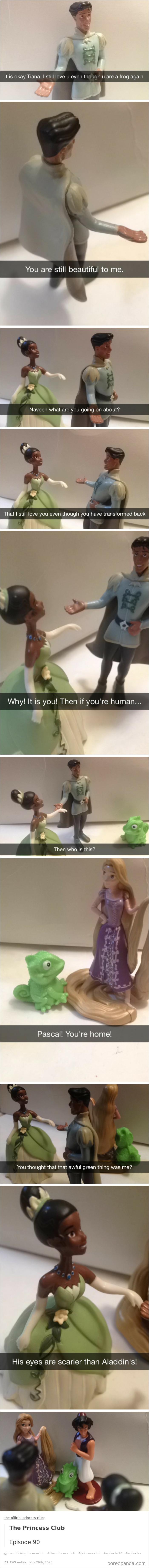 The Princess And The Pascal