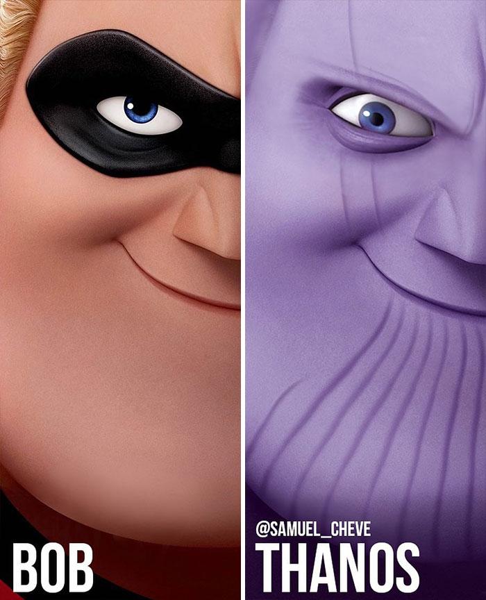 Bob And Thanos