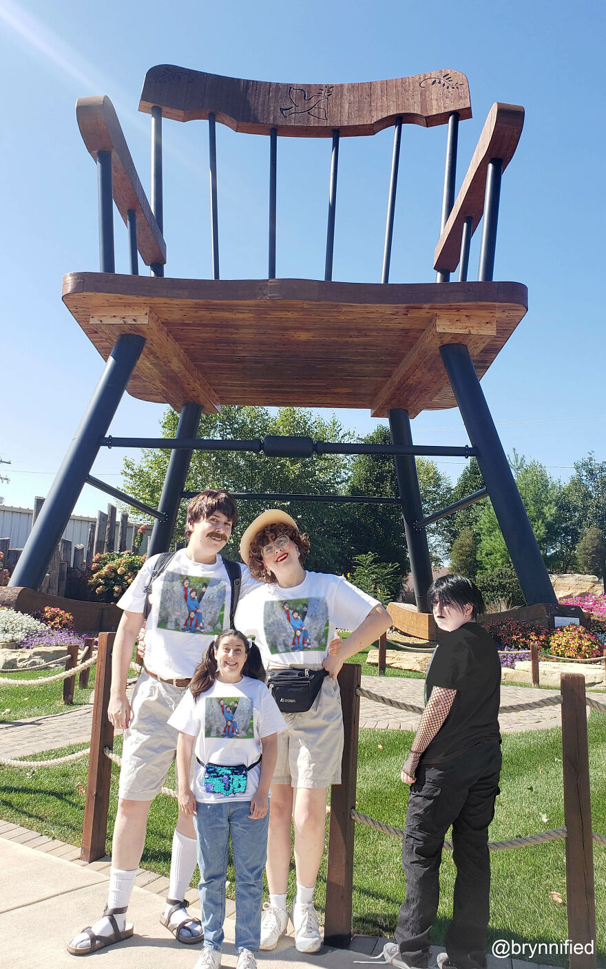 The World's Largest Rocking Chair—Casey, IL