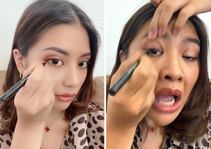 Thai Woman Shows Reality Vs. Instagram In Her Hilariously Honest Series (20 New Pics)