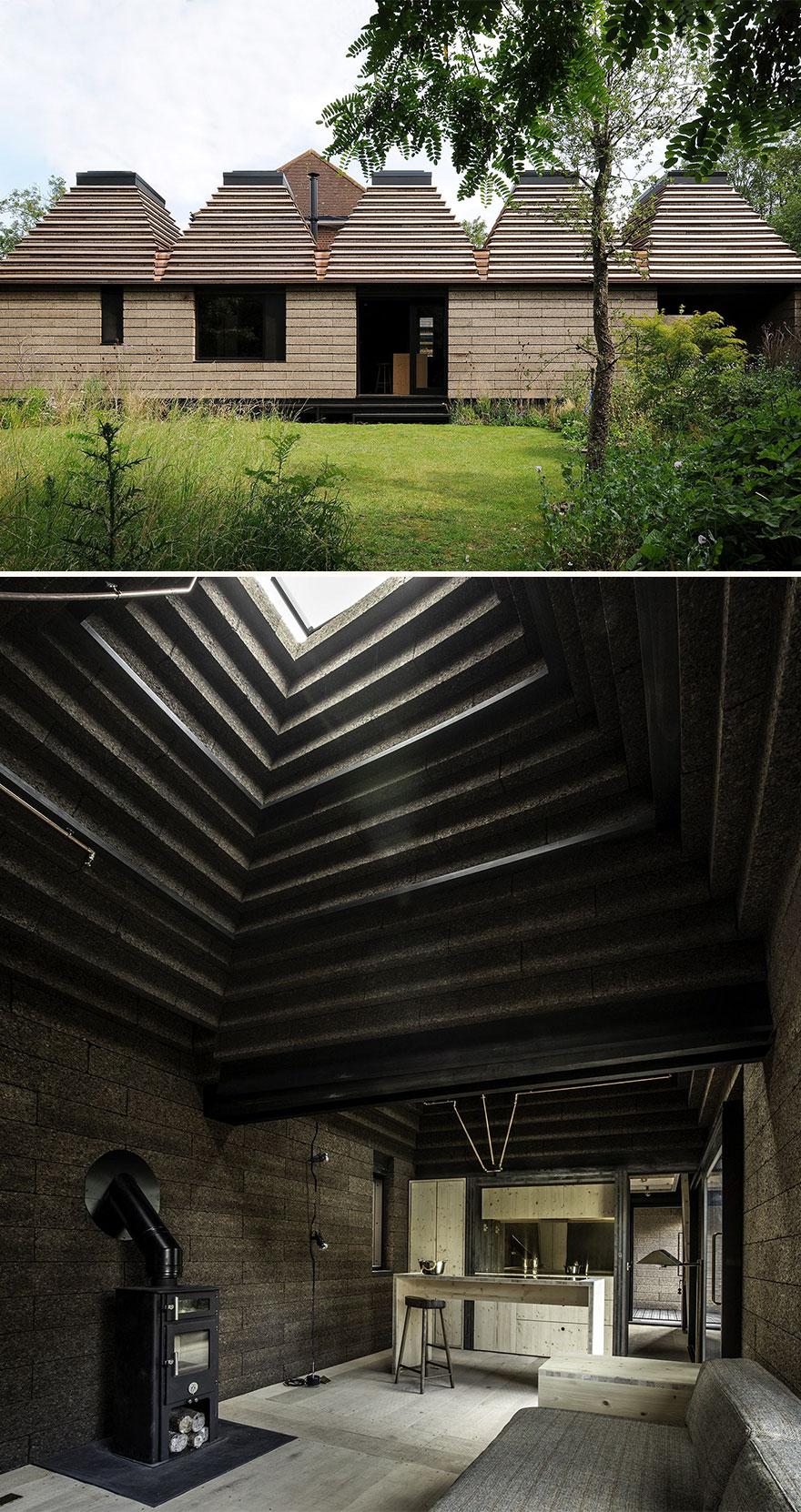 Cork House (Best In Green Architecture Design)