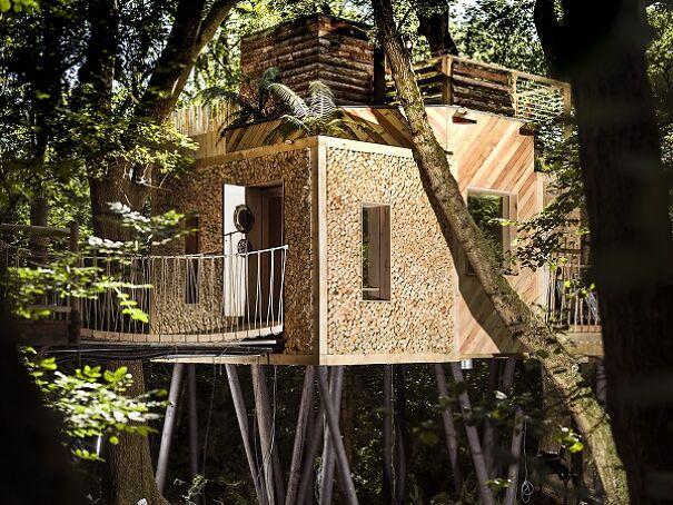 The Woodsman's Treehouse (UK)