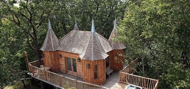 Monbazillac Treehouse (France)