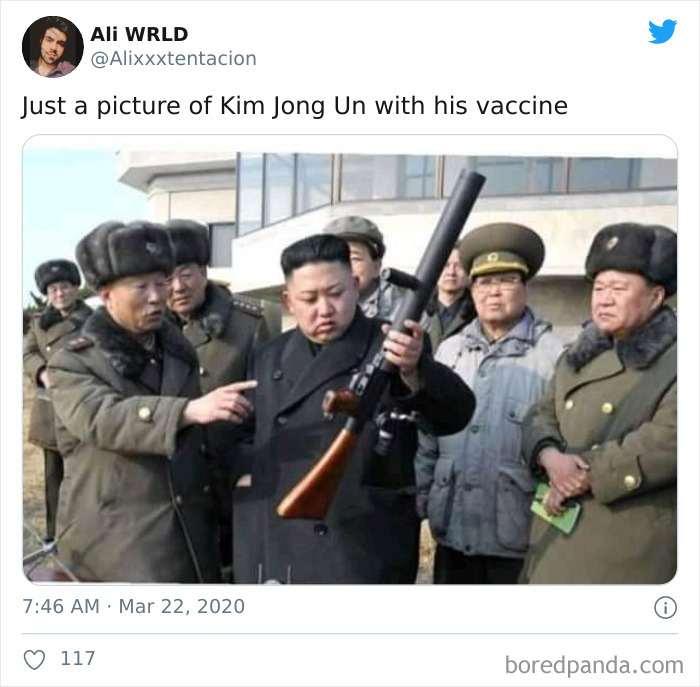 Just A Vaccine