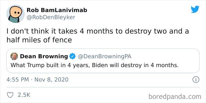 Biden Will Destroy In 4 Months....