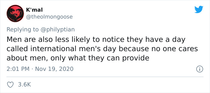 Woman Lists 'Things That Men Uniquely Struggle With' (23 Tweets)