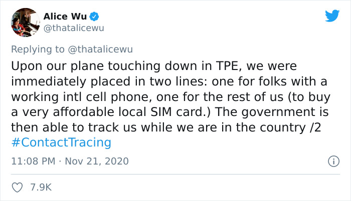 Woman Explains What Taiwan Actually Did To Bring Their Coronavirus Case Count To 0 In A Now-Viral Twitter Thread