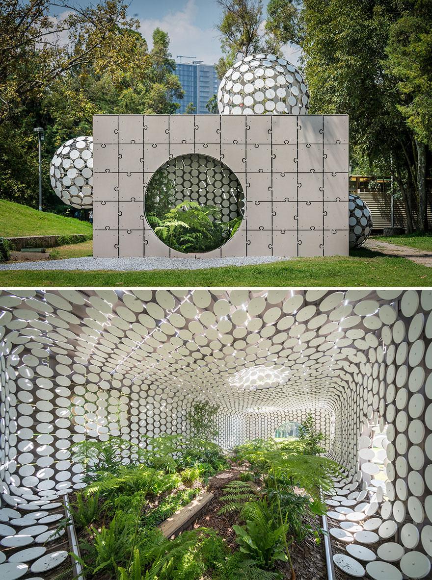 Egaligilo (Best In Installations & Structures, Landscape Design)