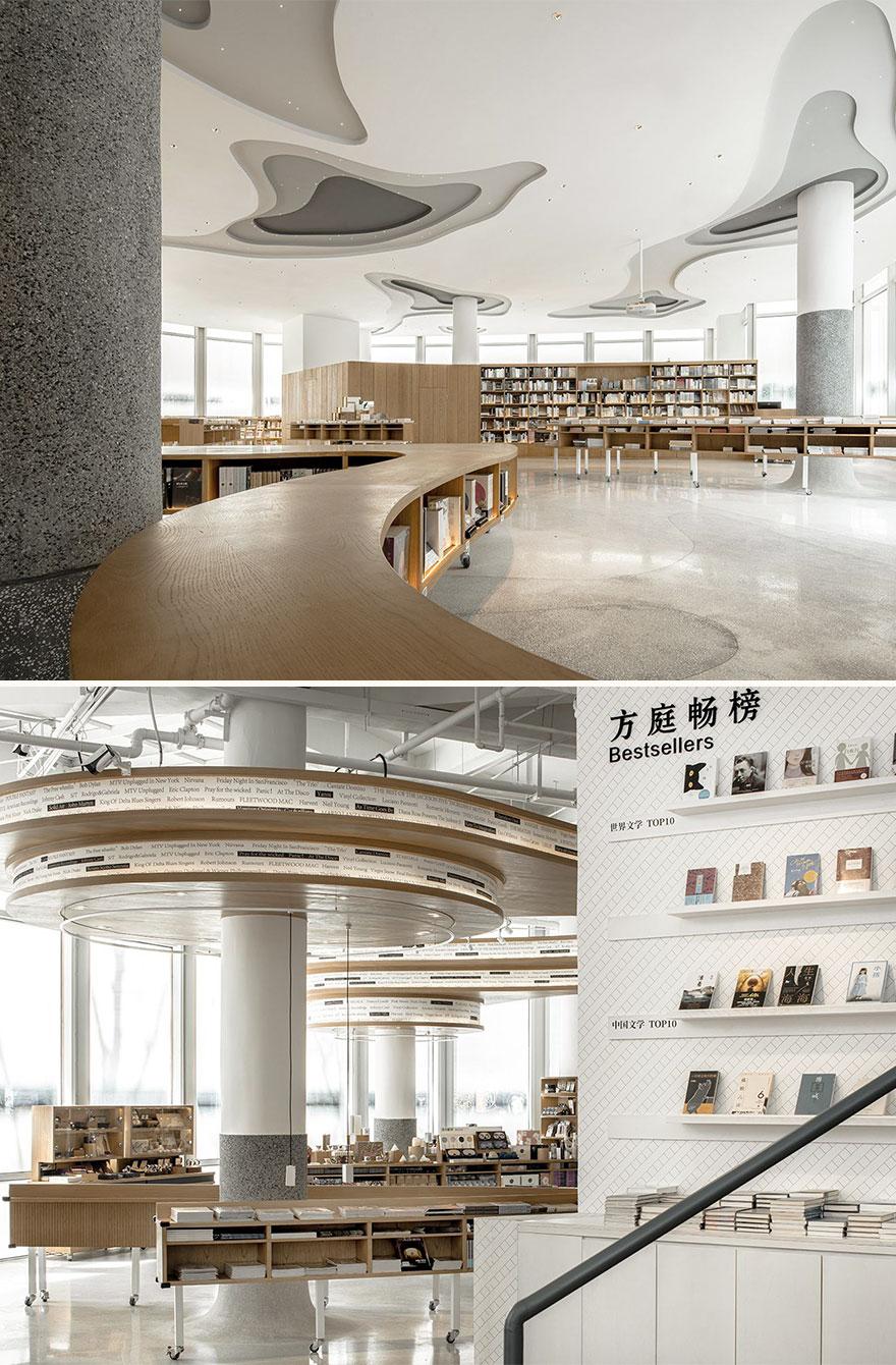 Fangsuo Fangting (Best In Retail Interior Design)