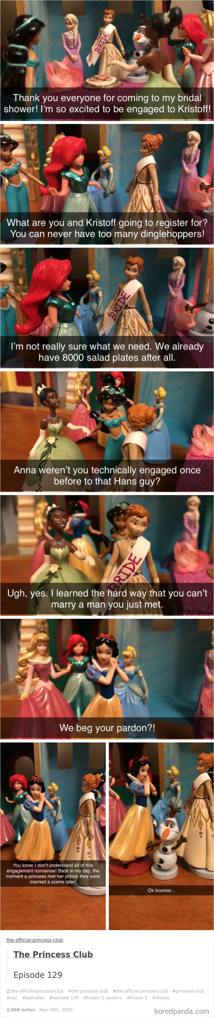 Anna's Engagement Shower