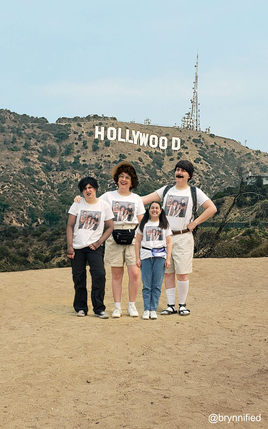 Hollywood Sign—Los Angeles, CA