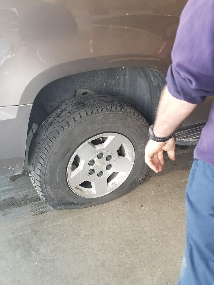 Tire-Repair-Stories